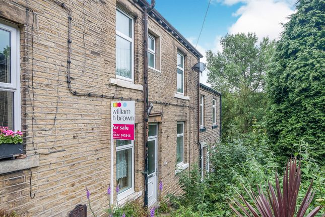 Thumbnail 2 bed cottage for sale in Grove Cottages, Brighouse