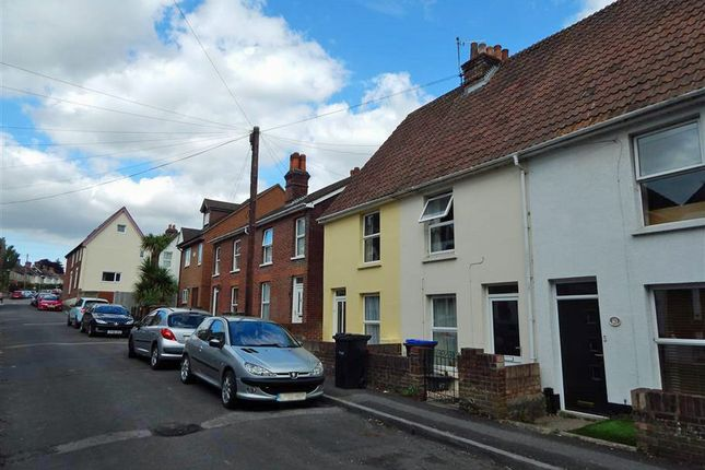 Thumbnail Terraced house to rent in Gramshaw Road, Salisbury, Wiltshire
