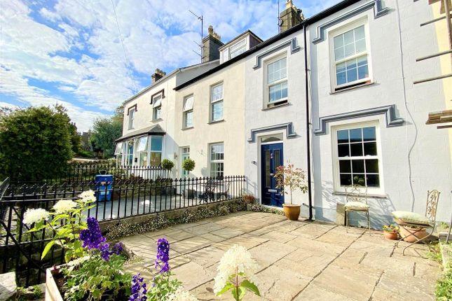 Thumbnail Town house for sale in Lleyn Street, Pwllheli