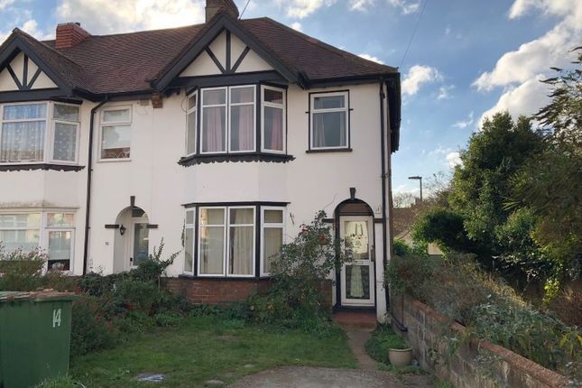 Thumbnail End terrace house for sale in Somerset Terrace, Freemantle, Southampton, Hampshire