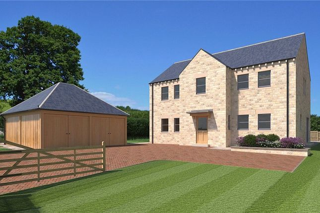 Thumbnail Detached house for sale in House 1 - Collin Wood, Birstwith, Near Harrogate, North Yorkshire