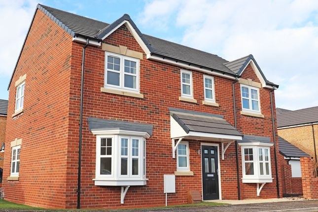 Thumbnail Detached house for sale in The Eskdale, Liberty Park
