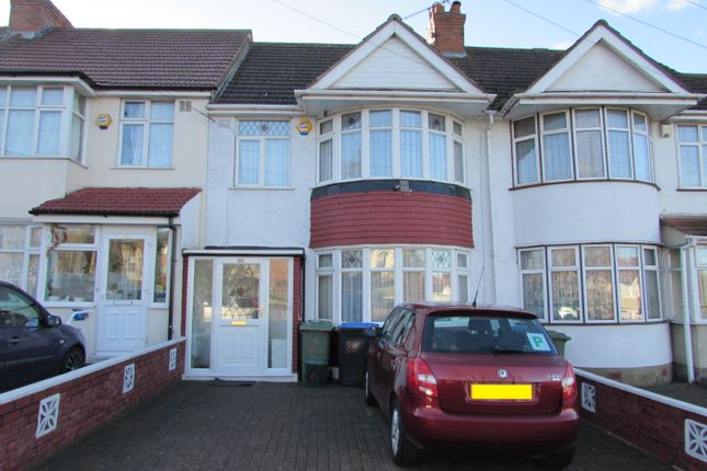 Thumbnail Terraced house for sale in Mount Pleasant, Wembley