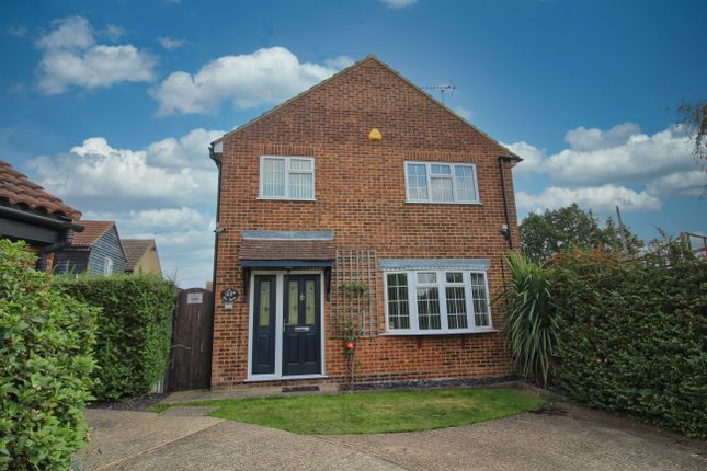Thumbnail Detached house for sale in Southey Close, Heybridge, Maldon