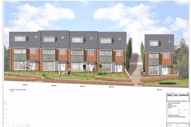 Thumbnail Detached house for sale in Poplar Road, Rochester, Kent
