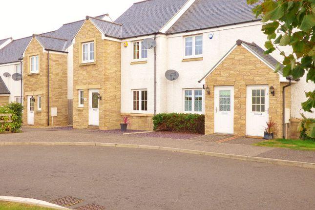 Thumbnail Flat to rent in Lodeneia Park, Dalkeith, Midlothian