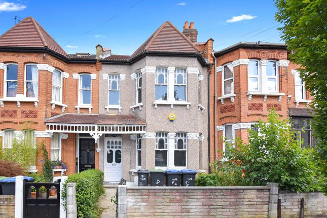 Thumbnail Terraced house to rent in Natal Road, London