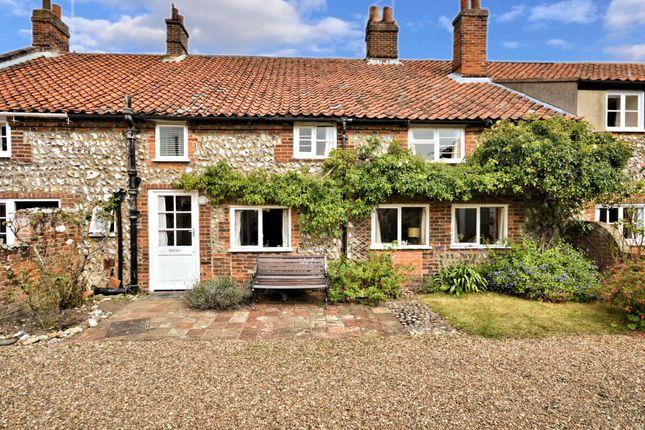 Thumbnail Cottage for sale in Front Street, Burnham Market, King's Lynn