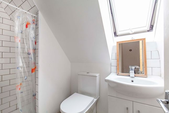 Shower Room of Spire Heights, Chesterfield S40