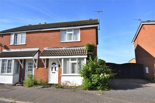 3 bed semi-detached house for sale in Drive, Lawford, Manningtree, Essex CO11