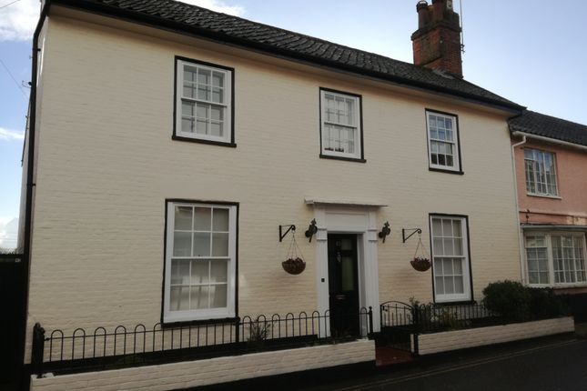 Thumbnail Semi-detached house for sale in London Road, Halesworth