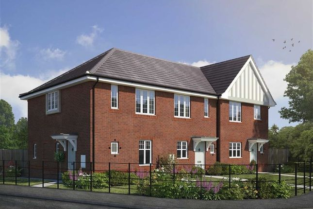 Thumbnail Semi-detached house for sale in St John's Garden's, Tyldesley, Manchester