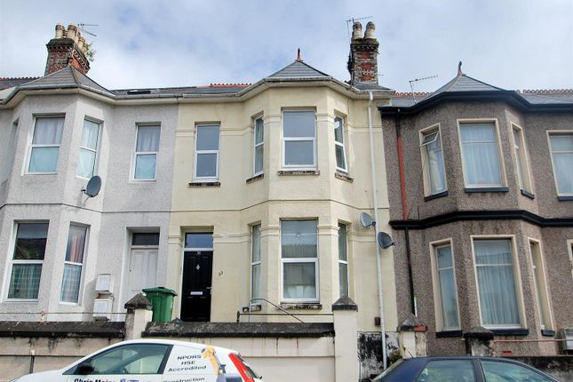 Thumbnail Flat for sale in Ashford Road, Plymouth