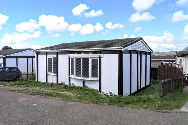 2 bed mobile/park home for sale in Tudor Lodge Park, Truthwall, Crowlas, Penzance TR20