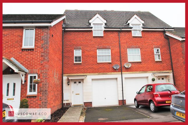 Thumbnail Town house for sale in Longtown Grove, Newport