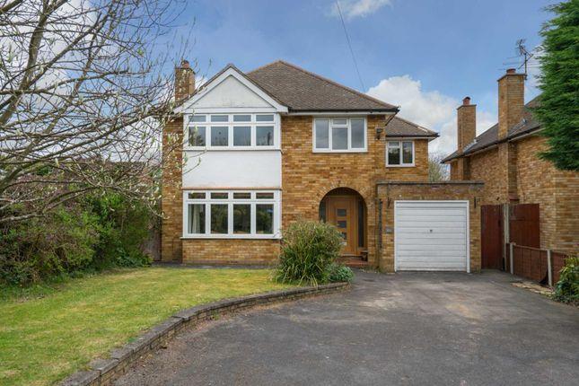 Thumbnail Detached house for sale in Cowper Road, Boxmoor, Hemel Hempstead
