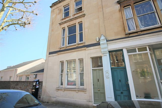 Thumbnail End terrace house to rent in Alma Vale Road, Clifton, Bristol