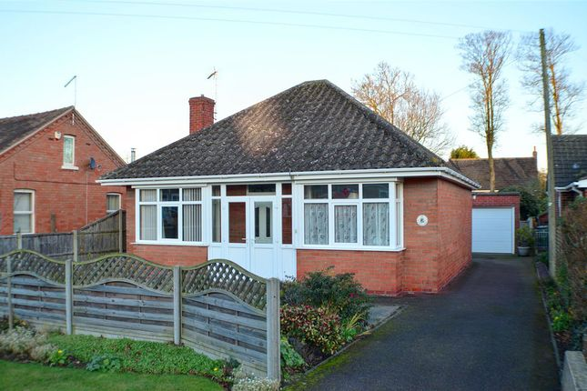 Thumbnail Bungalow for sale in Lincoln Road, Ruskington, Sleaford