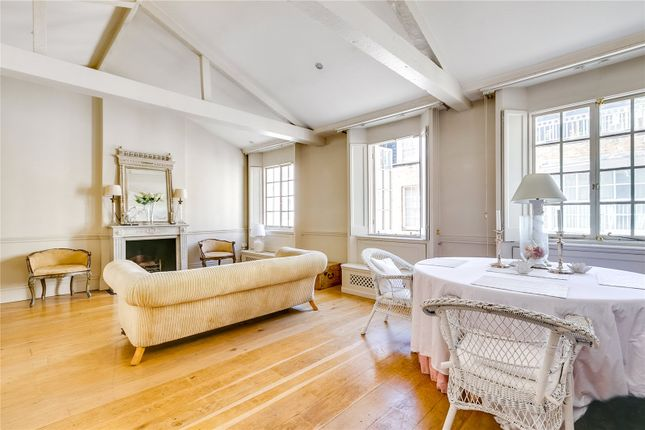 Thumbnail Mews house for sale in Belgrave Mews South, London
