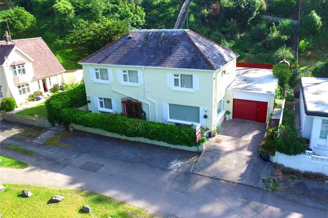 Thumbnail Detached house for sale in Fairway, The Burrows, Tenby, Pembrokeshire