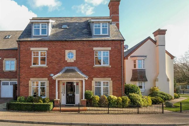 Thumbnail Detached house for sale in Stockdale Drive, Great Sankey, Warrington