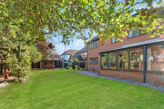 6 bed detached house for sale in Sharnbrook, Shoeburyness, Southend-On-Sea SS3