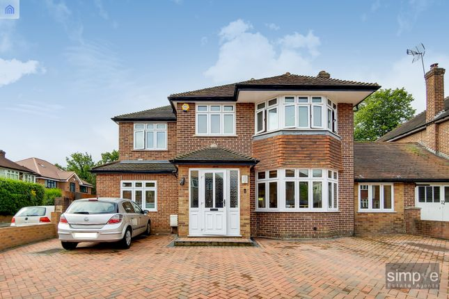 Thumbnail Detached house for sale in St Marys Avenue North, Southall