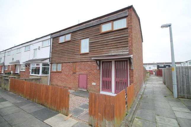 Thumbnail Semi-detached house for sale in Stonyfield, Bootle