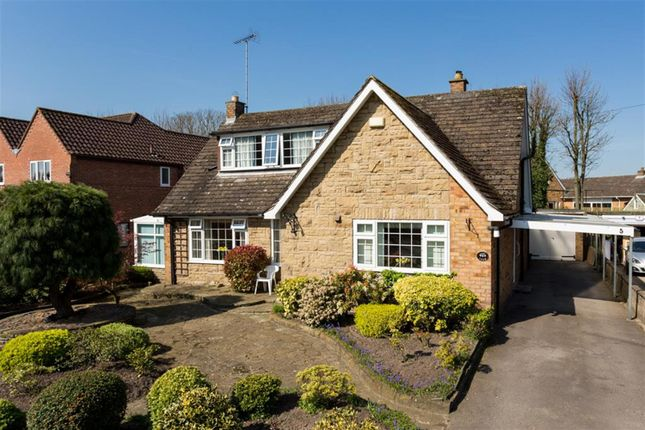 Thumbnail Detached bungalow for sale in Moor Lane, Haxby, York