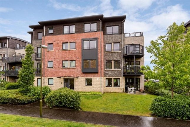 Thumbnail Flat for sale in Meggetland View, Edinburgh