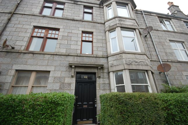Thumbnail Flat to rent in Albyn Grove, First Floor Right, Aberdeen