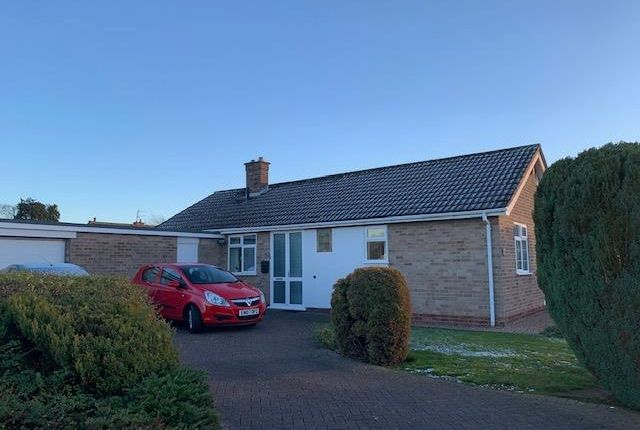 Thumbnail Bungalow to rent in Ribblesdale Avenue, Hinckley