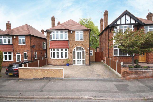 Thumbnail Property for sale in Castleton Avenue, Arnold, Nottingham