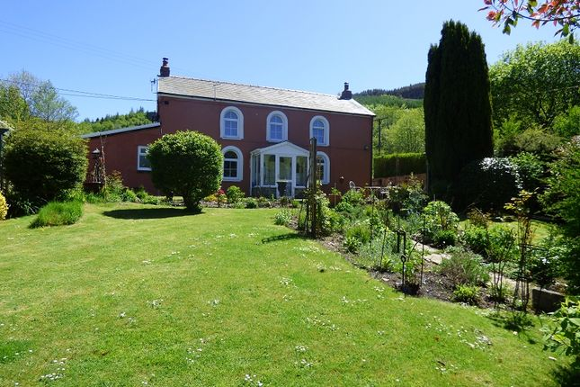 Thumbnail Detached house for sale in Cwmgwrach, Neath, West Glamorgan.