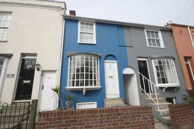 Thumbnail Town house for sale in Gosport Street, Lymington
