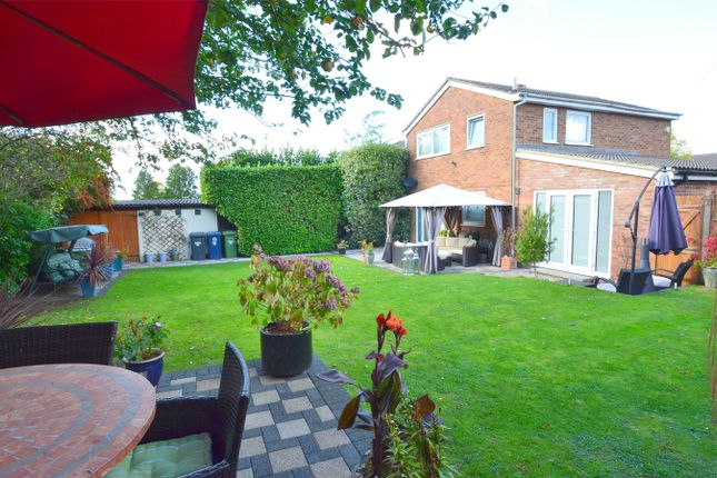 Thumbnail Detached house for sale in Ridgeway, Eynesbury, St. Neots, Cambridgeshire