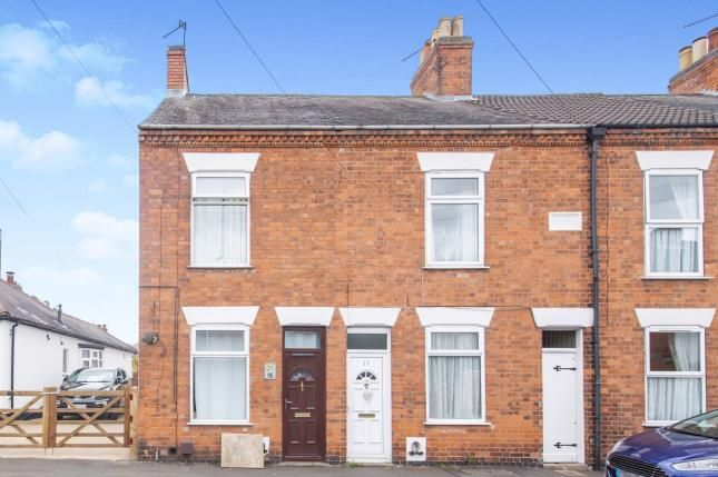 Front Views of Brookfield Street, Syston, Leicester, Leicestershire LE7