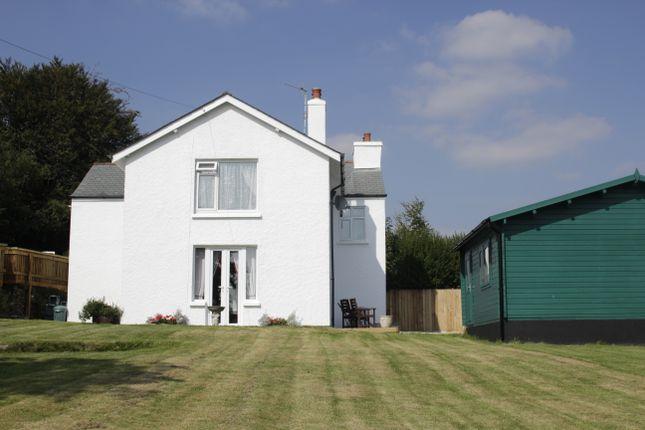 Thumbnail Detached house to rent in Mary Tavy, Tavistock