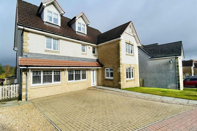 Thumbnail Detached house for sale in Bellcote Place, Cumbernauld, Glasgow