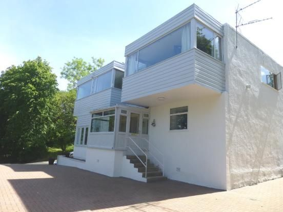 Thumbnail Detached house for sale in Glasgow Road, Port Glasgow