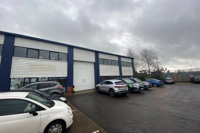 Thumbnail Warehouse to let in Unit Mountbatten Business Park, Jackson Close, Farlington, Portsmouth, Hampshire