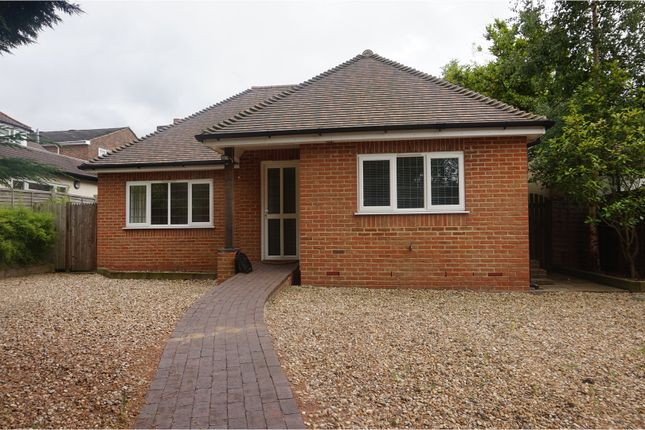 2 bed detached bungalow for sale in Crofton Rd, Orpington