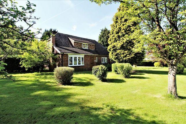 Thumbnail Detached house for sale in Cockerhurst Road, Shoreham, Sevenoaks