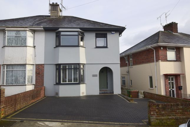 Thumbnail End terrace house for sale in Lopes Road, Milehouse, Plymouth