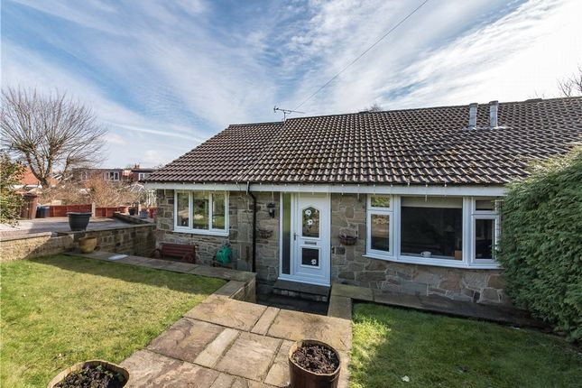 Thumbnail Semi-detached bungalow for sale in Beacon Close, Gilstead, Bingley, West Yorkshire