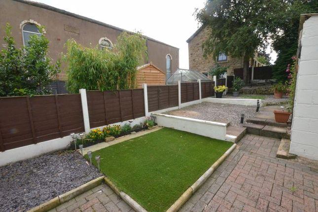 Thumbnail Cottage to rent in Nab Lane, Oswaldtwistle, Accrington