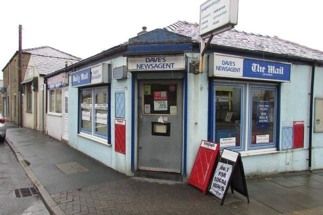 Thumbnail Retail premises for sale in 19-21 Burnley Road, Nelson