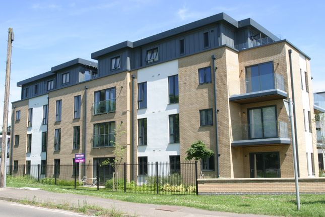 Thumbnail Flat to rent in Angus Court, Thame, Oxfordshire