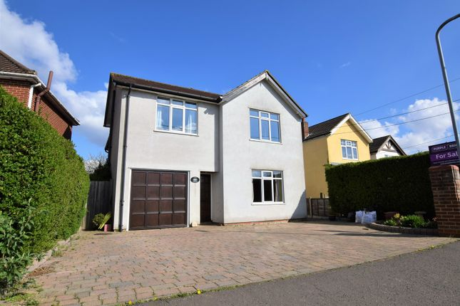 Thumbnail Detached house for sale in Lucy Lane North, Colchester