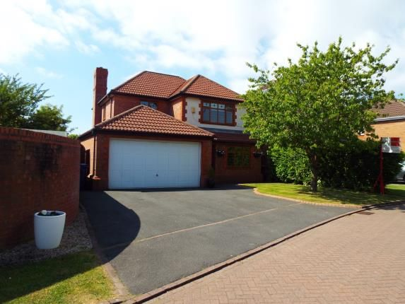 Thumbnail Detached house for sale in Roworth Close, Walton-Le-Dale, Preston, Lancashire